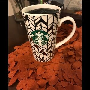 14 oz Starbucks to go coffee mug never used
